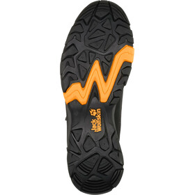 Jack Wolfskin MTN Attack 6 Texapore Mid Shoes Men burly yellow